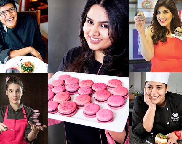 A few women who are leading the change in the culinary scene in India.